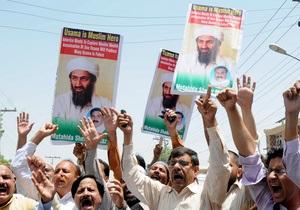 Фотогалерея: Молитва за Усаму. В Пакистане и Судане прошли акции протеста сторонников бин Ладена
