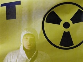 В Тернопольской области пытались продать контейнер с радиоактивным веществом за $10 млн
