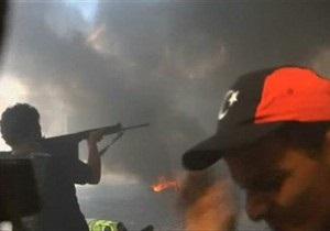 Повстанцы начали штурм Триполи. Власти заявляют, что все под контролем