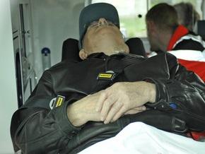 Ивана Демьянюка доставили в больницу
