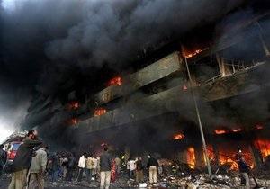 В Багдаде при взрыве погибли 26 человек (обновлено)
