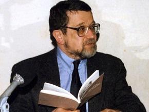 В США скончался писатель и литературовед Лев Лосев