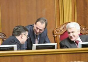 Верховная Рада в 2010 году потратила более 850 миллионов гривен