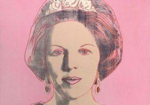 Написанный Уорхолом портрет королевы Беатрикс ушел с молотка за $530 тыс