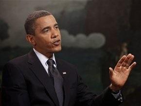 Обама: Наличие ядерного оружия у Ирана повлечет гонку вооружений на Ближнем Востоке