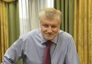 Спикер Совета Федерации: Очень хорошо, что в Москве нет Майдана
