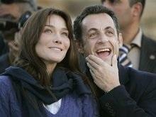 Названа дата свадьбы Николя Саркози и Карлы Бруни