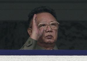 Ким Чен Ир прибыл в Пекин