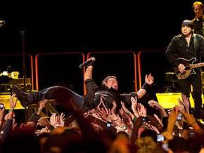 Американский певец Брюс Спрингстин перепутал Мичиган и Огайо