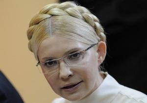 Тимошенко начала обращаться к судье по фамилии: Киреев, вы преступник в мантии