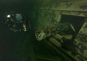 У берегов Швеции найден военный корабль XVII века