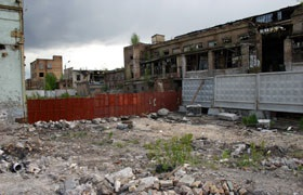 СМИ: На киевском заводе под открытым небом находится около 200 кг ртути