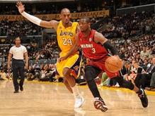 NBA: Лейкерс продолжают победную поступь