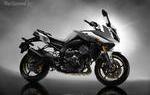 Yamaha выпустила  новый 800-кубовый мотоцикл