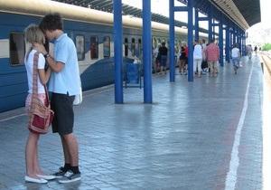 Украинцы смогут покупать ж/д-билеты в платежных терминалах