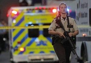 В США уволенный офисный работник застрелил двух коллег