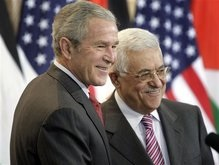 Израиль и Палестина могут заключить мир в 2008 году, - заявление Буша