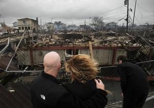 Число жертв урагана Сэнди возросло до 82 человек