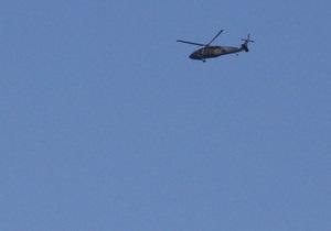 В Беларуси разбился военный вертолет, погибли три человека