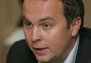 Шуфрич отказался объяснить, почему назначил сына Боделана начальником управления МЧС в Одессе