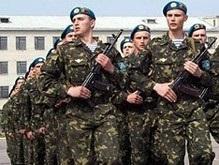 Верховная Рада сократила украинскую армию