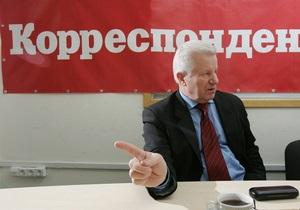Мороз: Дело Тимошенко должно рассматриваться в закрытом режиме