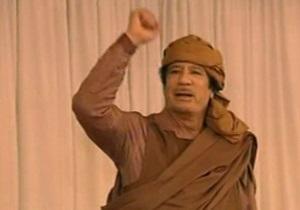 Каддафи пообещал нефть России: Запад будет забыт