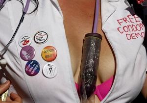 Американскую порностудию оштрафовали из-за отсутствия у работников презервативов