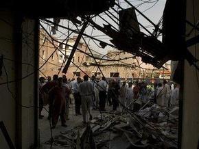 Ответственность за теракт в Пакистане взяли на себя талибы
