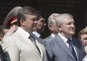 Януковича возмутила  безответственность  Ежеля