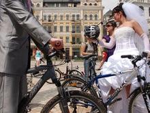 Фотогалерея: Велосипедисты хотят жить