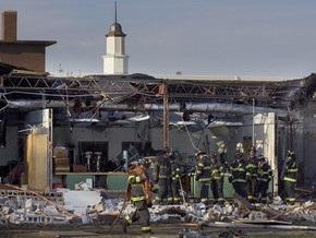 Восемь человек пострадали при взрыве в американской школе