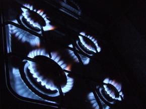 Украина сократила добычу газа