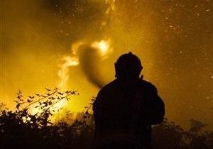 В Полтавской области 88-летняя пенсионерка сгорела, сжигая мусор