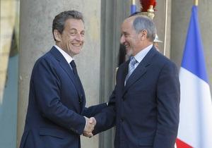 Противники Каддафи пригласили Саркози в Бенгази