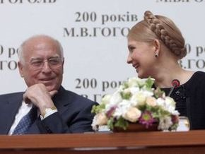 Тимошенко встретилась с Черномырдиным
