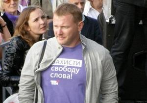 Народный депутат подал в суд на журналиста ТВi за сообщение в Facebook
