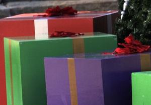 В США полиция поймала похитителя рождественских подарков