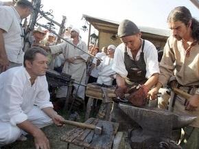 СМИ: Ющенко посетит Сорочинскую ярмарку