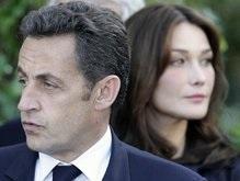 Проводы Саркози в аэропорту Израиля ознаменовались выстрелами и загадочной смертью
