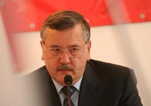 Сегодня состоятся теледебаты между Гриценко и Пабатом