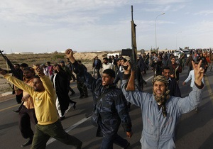 Саркози принял приглашение повстанцев посетить Бенгази