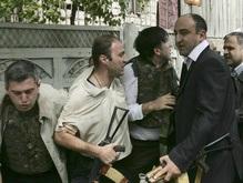 Саакашвили эвакуирован из Гори после появления российских самолетов