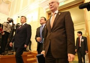 Тейшейра о соглашении между Украиной и ЕС: Еще рано открывать шампанское