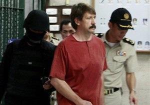 Суд Таиланда отложил экстрадицию Бута в США