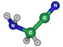 В центре Млечного пути обнаружена органическая молекула