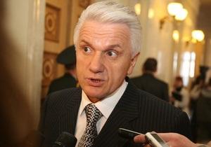 Партия регионов:  У Литвина больше нет оснований не подписывать языковой закон