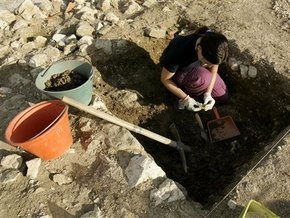 В Черкасской области обнаружен готский некрополь ІІІ века