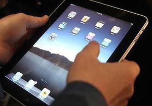 Доля Apple на рынке планшетов сократилась вдвое - ipad