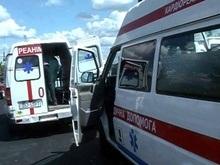 В Симферополе водитель ВАЗа врезался в скорую и сбежал